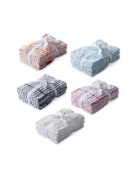 Terry Tea Towels 5 Pack