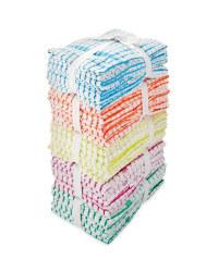 Terry Tea Towels 5 Pack