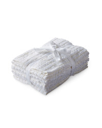 Terry Tea Towels 5 Pack - Papyrus