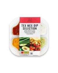 Tex Mex Dip Selection