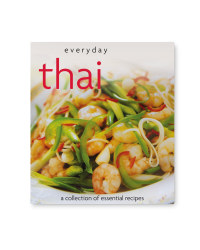 Thai 100 Recipe Cookbook