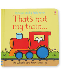 That's Not My Train Book