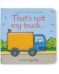 That's Not My Truck Book