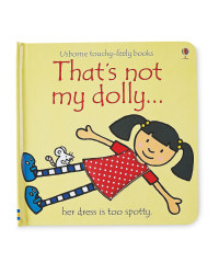 That's Not My Dolly Book