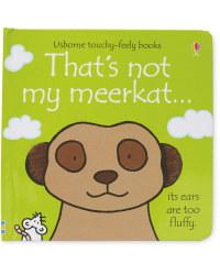 That's Not My Meerkat Book