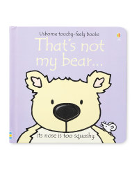 That's Not My Bear Book