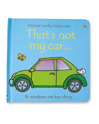 That's Not My Car Book