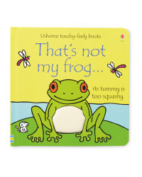 That's Not My Frog Book