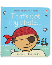 Usborne That's Not My Pirate Book