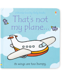 That's Not My Plane Book
