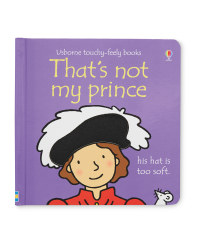 Usborne That's Not My Prince Book
