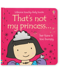 Usborne That's Not My Princess Book
