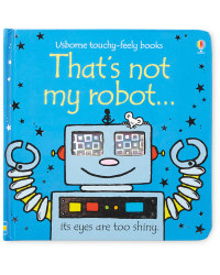 That's Not My Robot Book