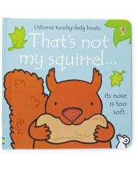 That's Not My Squirrel Book