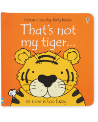 Usborne That's Not My Tiger Book