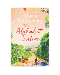 The Alphabet Sisters Paperback Book