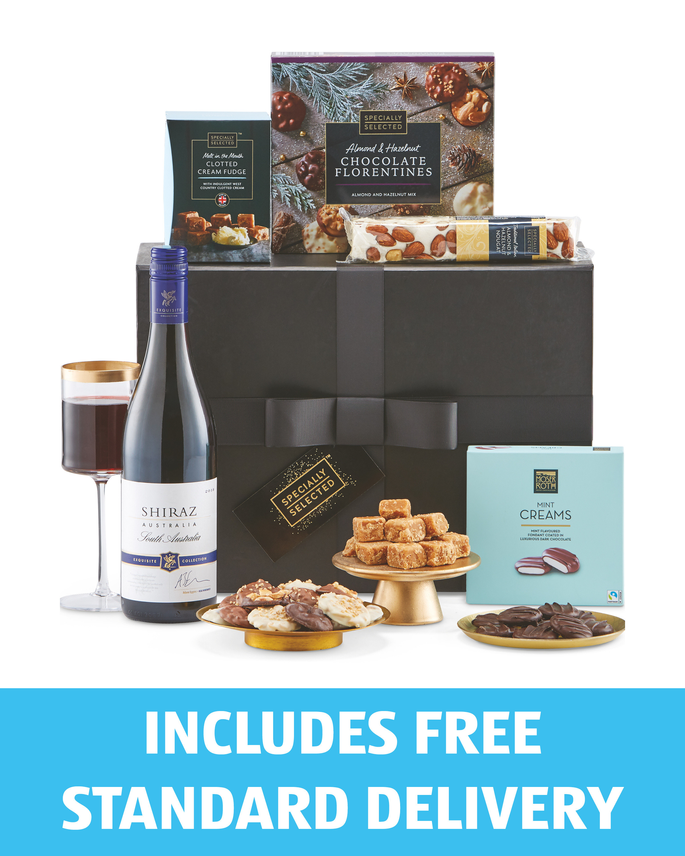 Christmas Hampers 2019.The Christmas Favourites Hamper