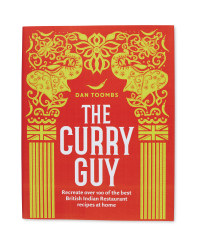 The Curry Guy Easy Indian Cookbook