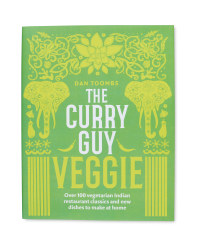 The Curry Guy Veg Indian Cookbook