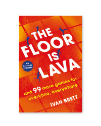 The Floor Is Lava Book
