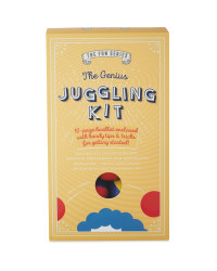 The Genius Juggling Kit
