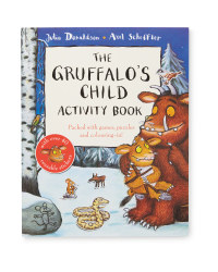 The Gruffalo's Child Activity Book