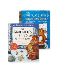 The Gruffalo's Child Book Set