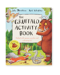 The Gruffalo Activity Book