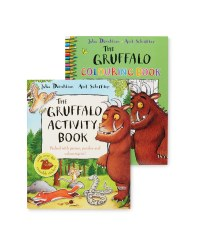 The Gruffalo Book Set
