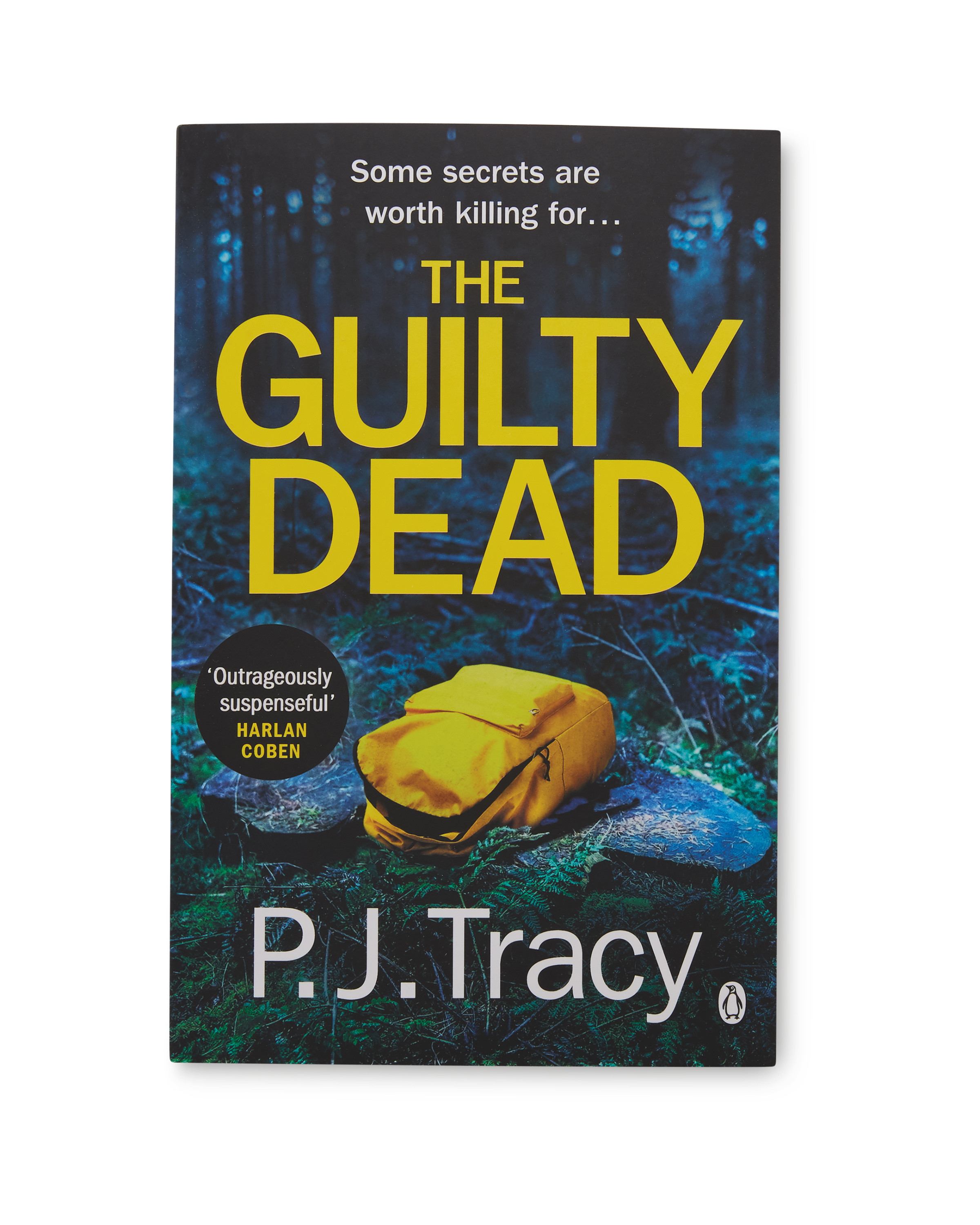 The Guilty Dead Paperback Book