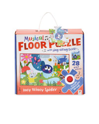 Incy Wincy Musical Floor Puzzle