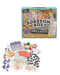 The Indoor Boredom Box