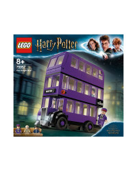 The Knight Bus LEGO Set