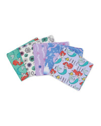 The Little Mermaid Fat Quarters