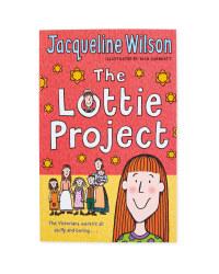 The Lottie Project Paperback Book