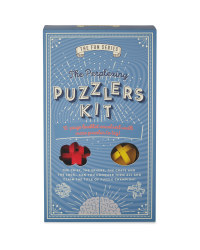 The Perplexing Puzzlers Kit