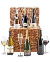 The Sommelier's Six Wine Hamper