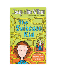 The Suitcase Kid Paperback Book