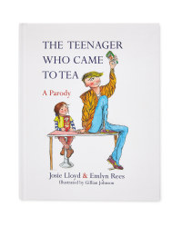 The Teenager Who Came To Book