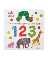 The Very Hungry Caterpillar 123 Book