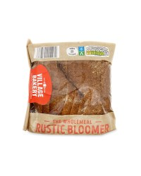 The Wholemeal Rustic Bloomer