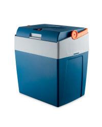 Electric Coolbox - Blue/Orange