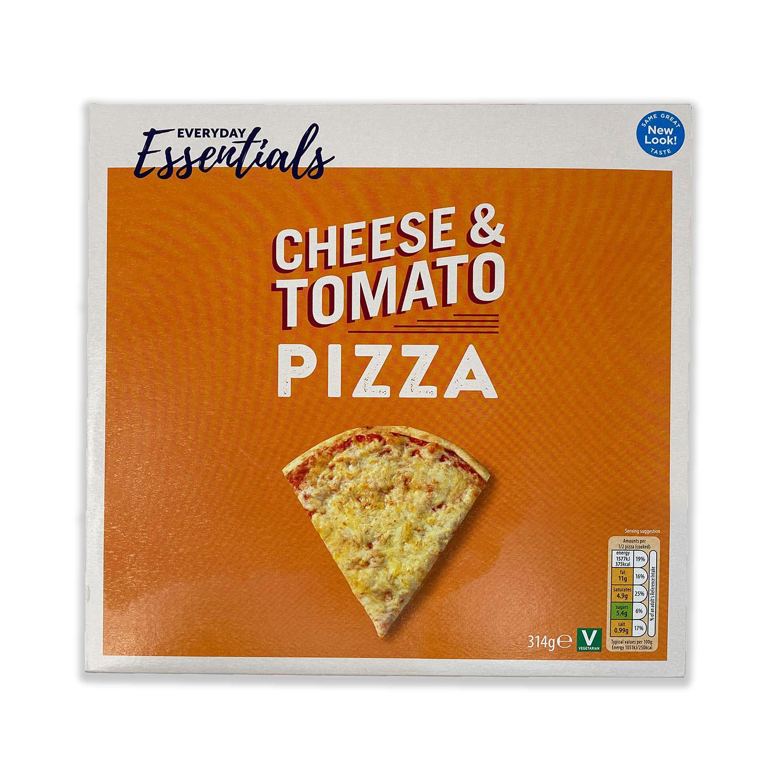 Thin & Crispy Cheese & Tomato Pizza