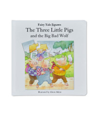 Three Little Pigs Jigsaw Book