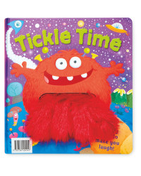 Tickle Time Finger Book