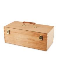 Script Tiered Artist Storage Box