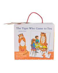 Tiger Who Came To Tea Floor Puzzle