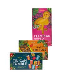 Tiki Garden Games Bundle