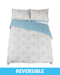 Tile King Duvet Set