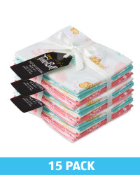 Tinkerbell Fat Quarters 15 Pack